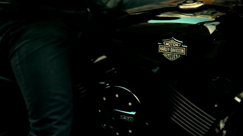 Harley-Davidson - The Street is Where I...