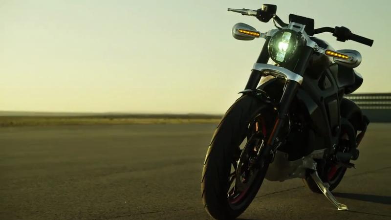 Harley-Davidson - Project LiveWire