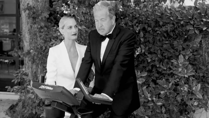 Vogue and Sophie Edelstein Celebrate Mario Testino
