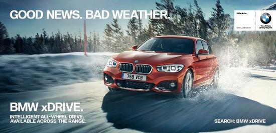 BMW Print Ads