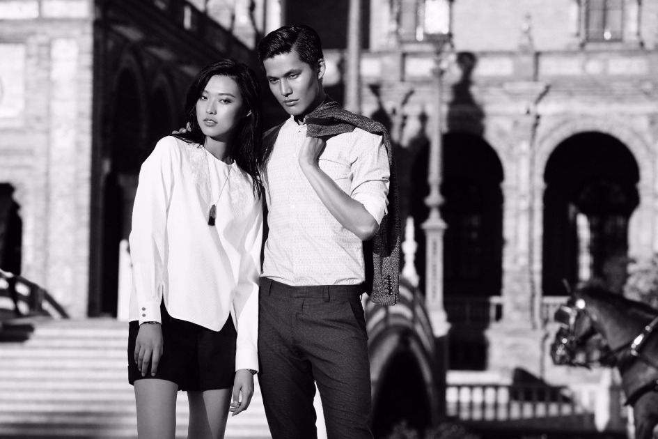 Shanghai Tang for ASG Paris by Richard Bernardin