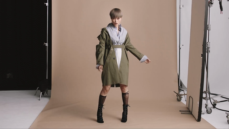 Vogue China - Chris Lee