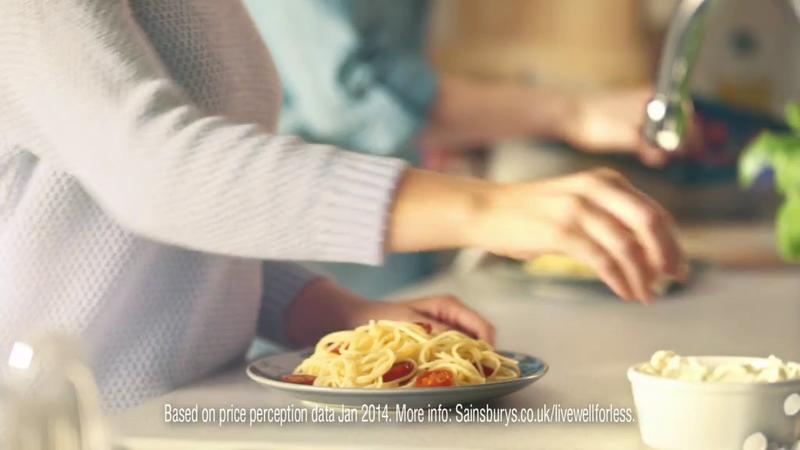 Dominic Cyriax - Sainsbury's - Spaghetti