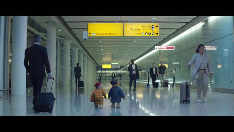 Heathrow - 'Coming Home For Christmas'