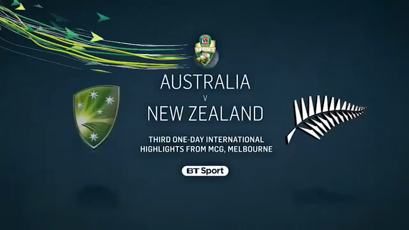 BT Sport - Cricket Australia