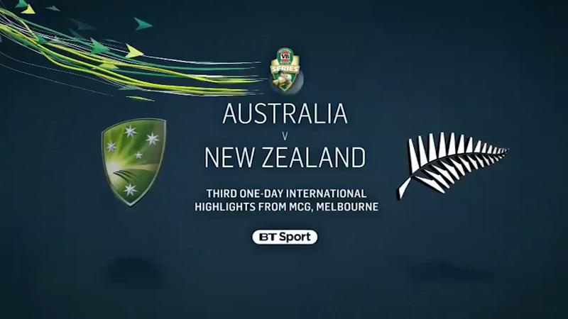 BT Sport - Cricket Australia