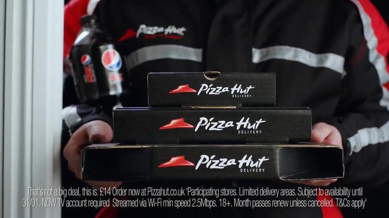 Pizza Hut - Dino