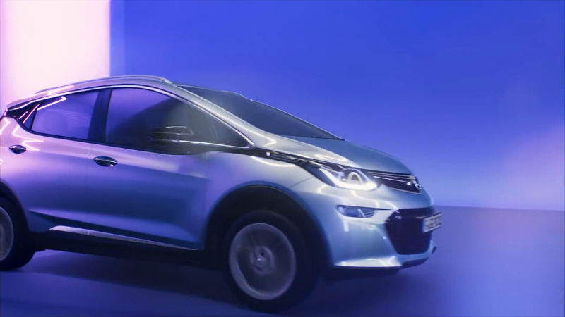Opel Ampera E Spot