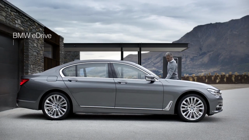 BMW 7ER Series a Journey of Inspiration PSN New Zealand