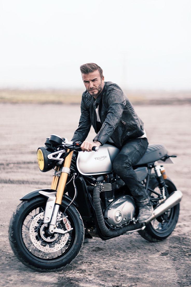 Belstaff x David Beckham