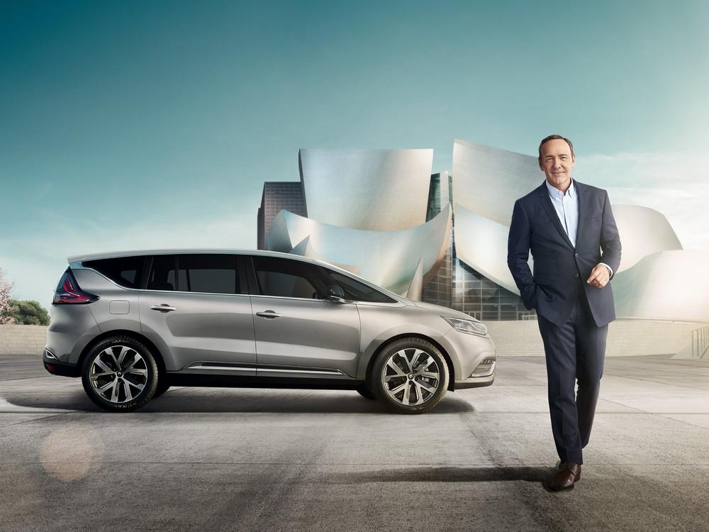 Renault x Kevin Spacey