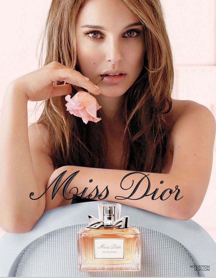 Miss Dior Featuring Natalie Portman