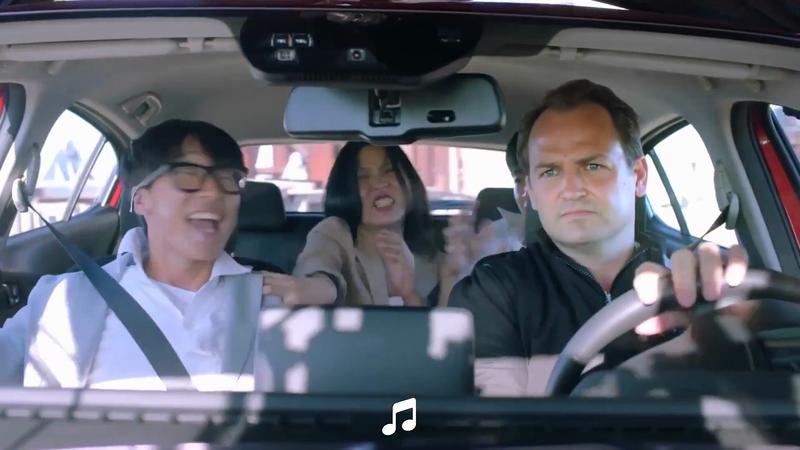 Mazda 'Karaoke party'