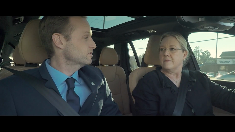 Volvo - Thoughtful Test Drive