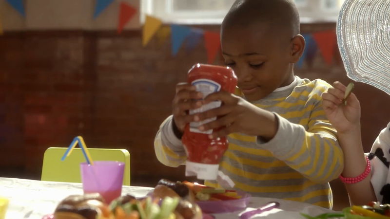 Heinz – Less Sugar