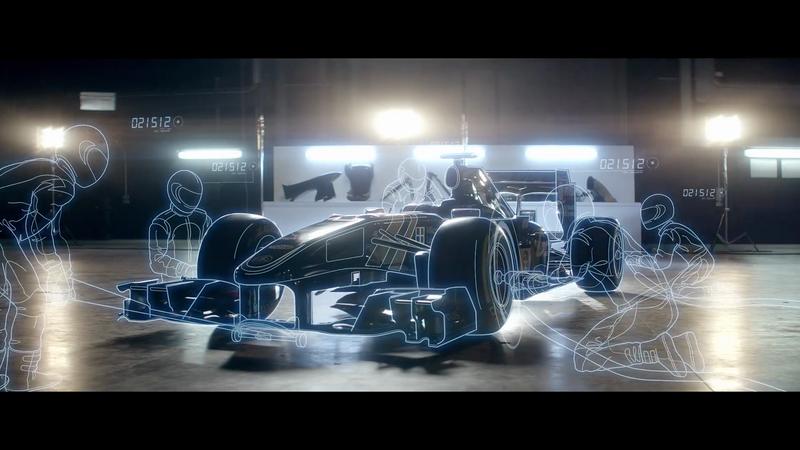Microsoft / LotusF1 – Romain Grosjean