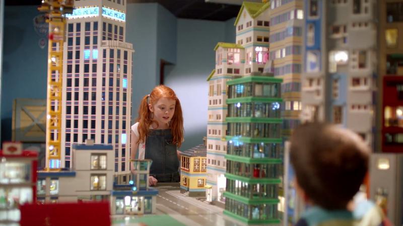 """Legoland """"Discovery Centre"""""""