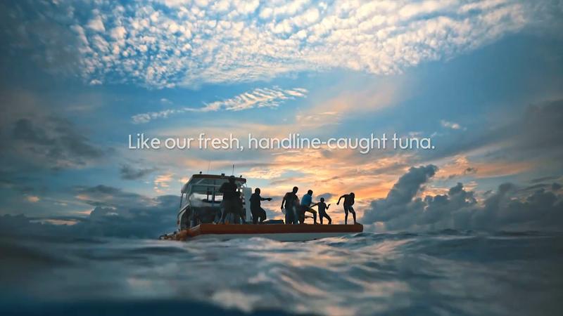 Waitrose - Tuna