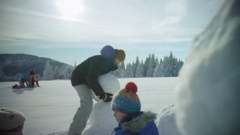 "Skoda Kodiaq ""Wacky Snowmen"""