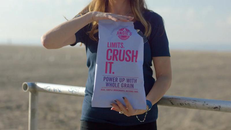 """Angie's BOOMCHICKAPOP """"Crush It"""""""