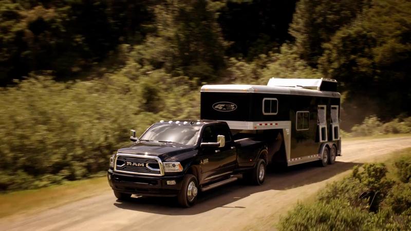 "Ram Trucks ""Equestrian"""