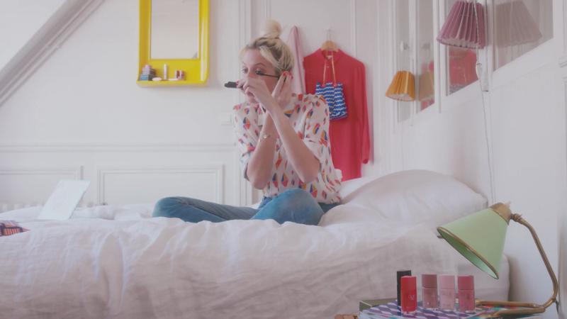 Bourjois x Elise Chalmin #ParisPoppyChic- Brand Content
