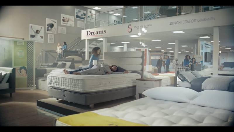 DREAMS – 'THAT'S WHAT DREAMS ARE MADE OF'
