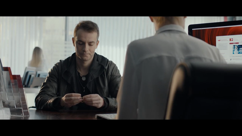 Cream Director's Charley Stadler Creates Love Story MK Bank Russia