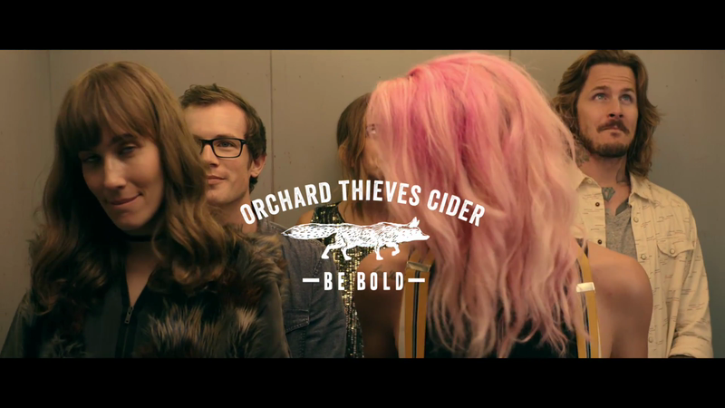 Orchard Thieves Start Bold / End Bold