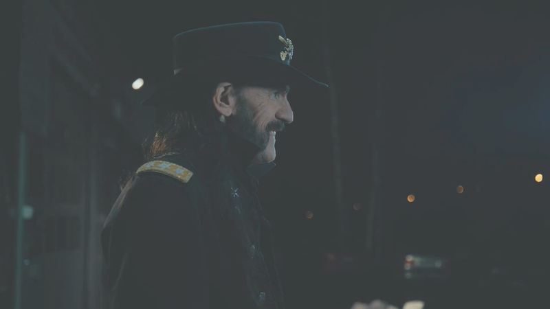 A tribute to the one and only Lemmy Kilmister