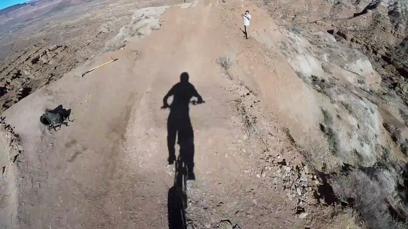 GoPro Awards: Mountain Bike Down Rampage Ridgeline