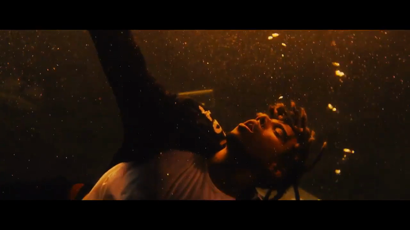 Vic Mensa 'Rage' directed by Andrew Donoho