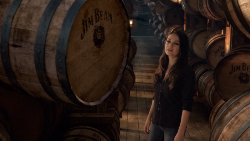 Jim Beam 'Make History'