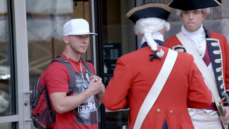 "New England Revolution: ""Hat Act"""