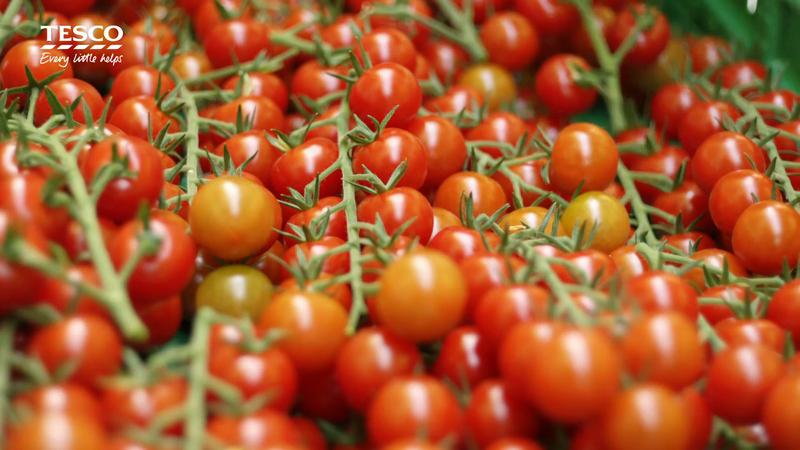 Tesco / Food Love Stories - Tomatoes