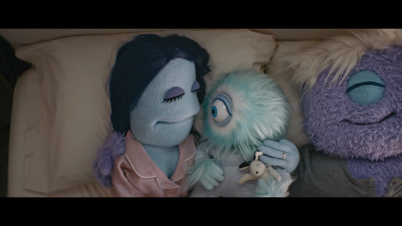 "Casper Mattress and Partners & Spade Create ""Better Beings"" with Puppets"