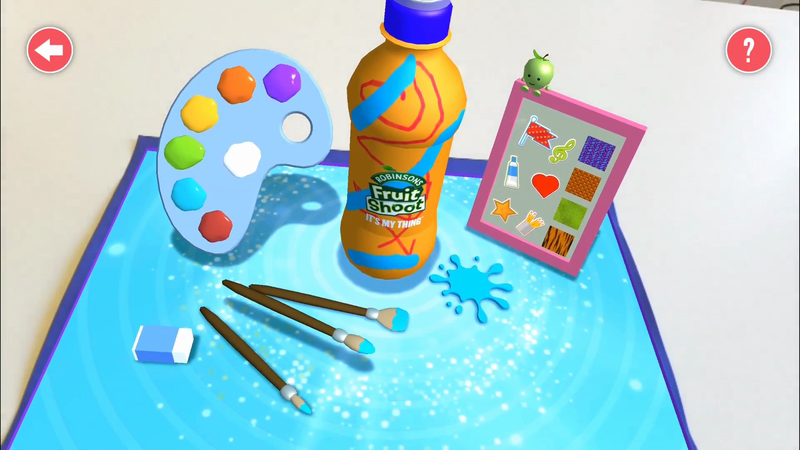 Fruit Shoot It's My Thing App