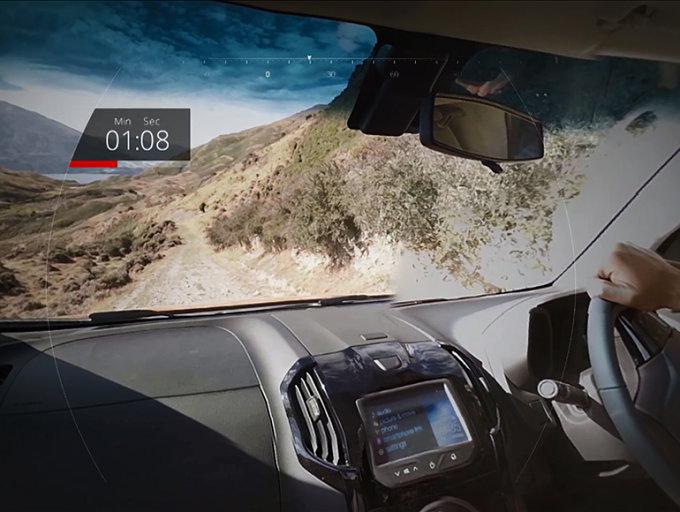 GM - CoDriver VR Platform