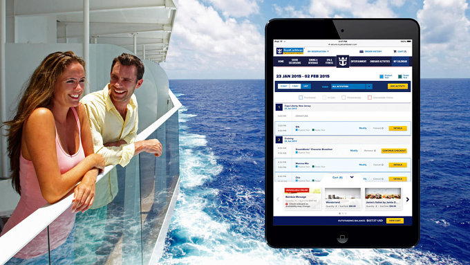 Royal Caribbean - Cruise Planner