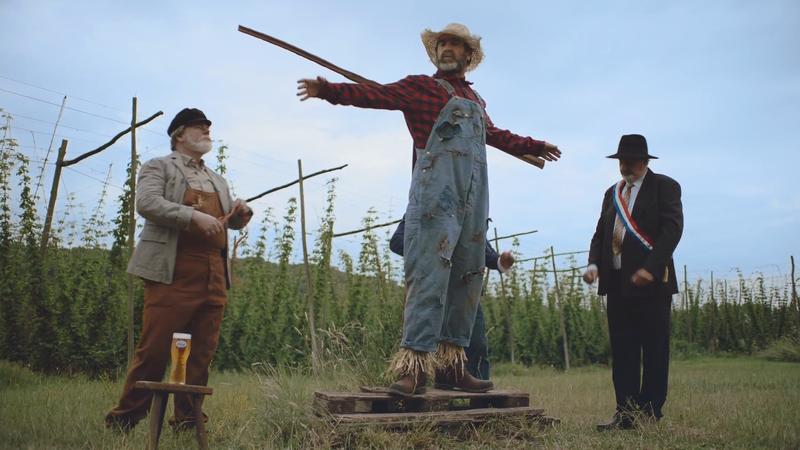 SIREN: Kronenbourg 1664 'Scarecrow'
