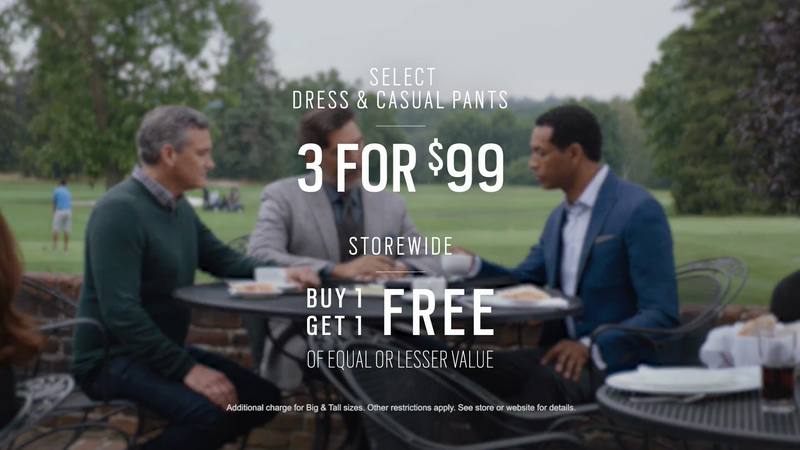 Men's Wearhouse - Business Casual
