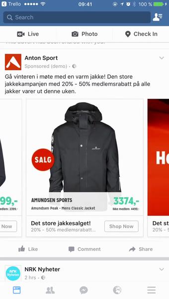 Anton Sport - Video Campaign