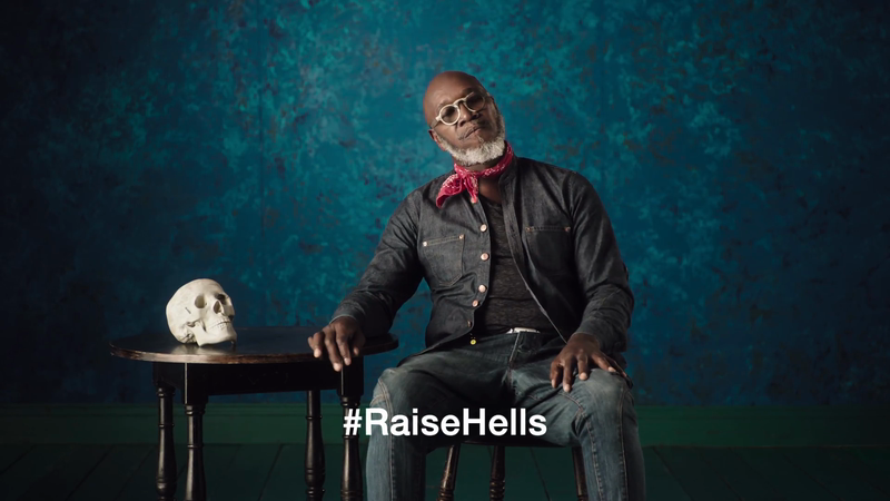 Raise Hells - The Characters: Hamlet