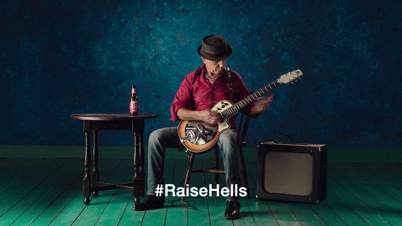 Raise Hells - The Characters: Riff