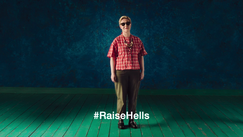 Raise Hells - The Characters: See