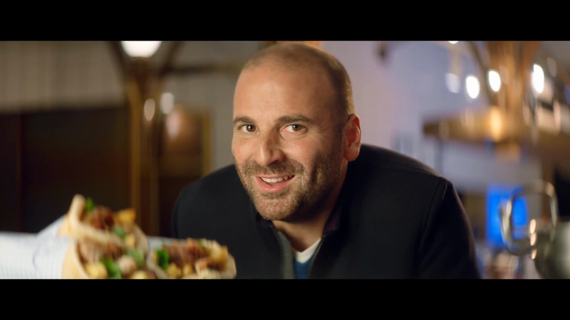 Uber Eats Made | George Calombaris