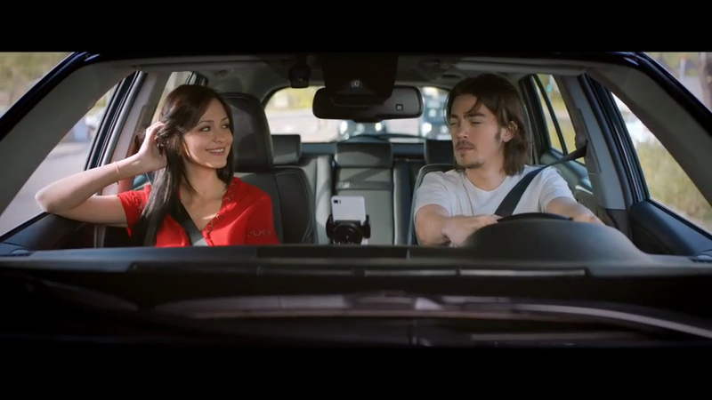 Toyota 'Safe & Sound' - Teen Couple