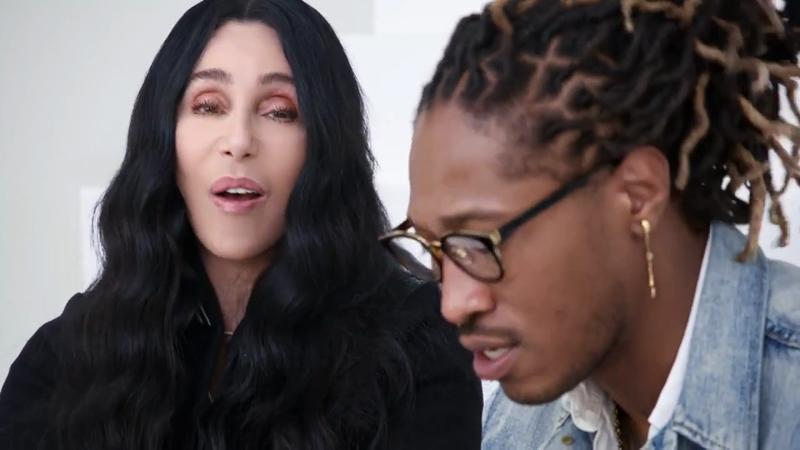 Gap: #MeetMeInTheGap - Cher & Future