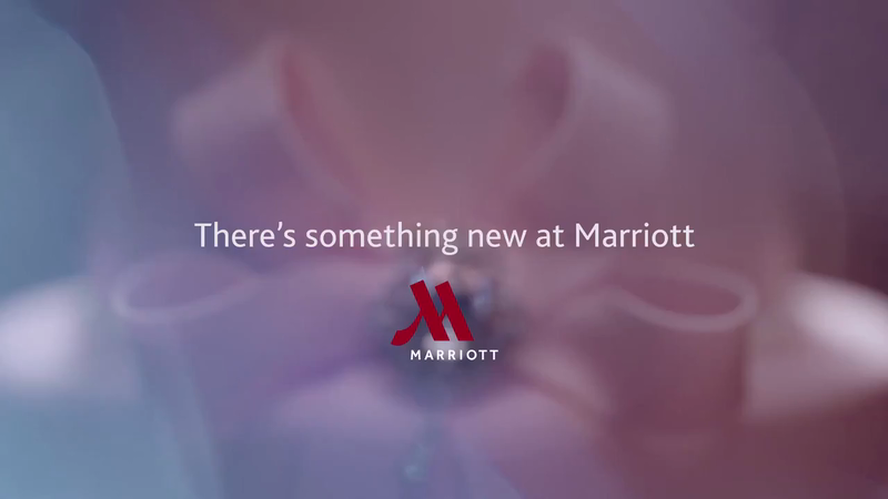 "Marriott Hotels ""Wedding"""