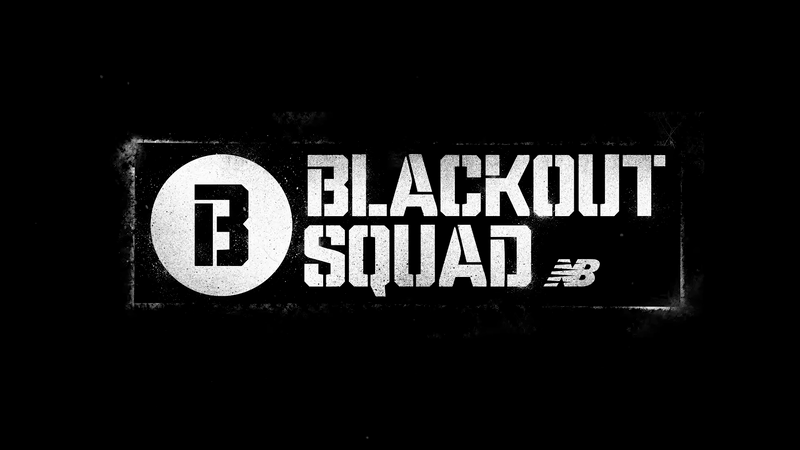 New Balance Football - Blackout Squad